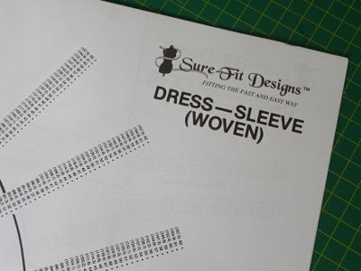 Spare Parts - Dress Sleeve Patterns