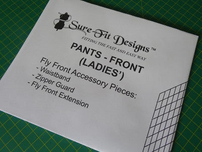 Fitting Pattern Pants Design