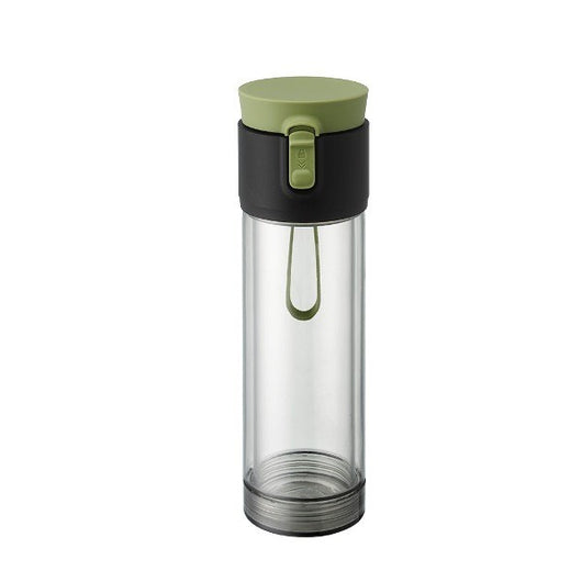 Pao2Go Bottle Olive Green