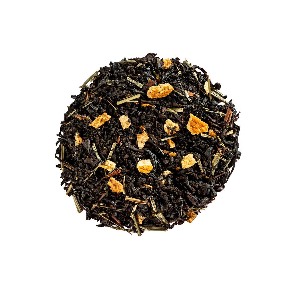Ginger & Lemon Black Tea