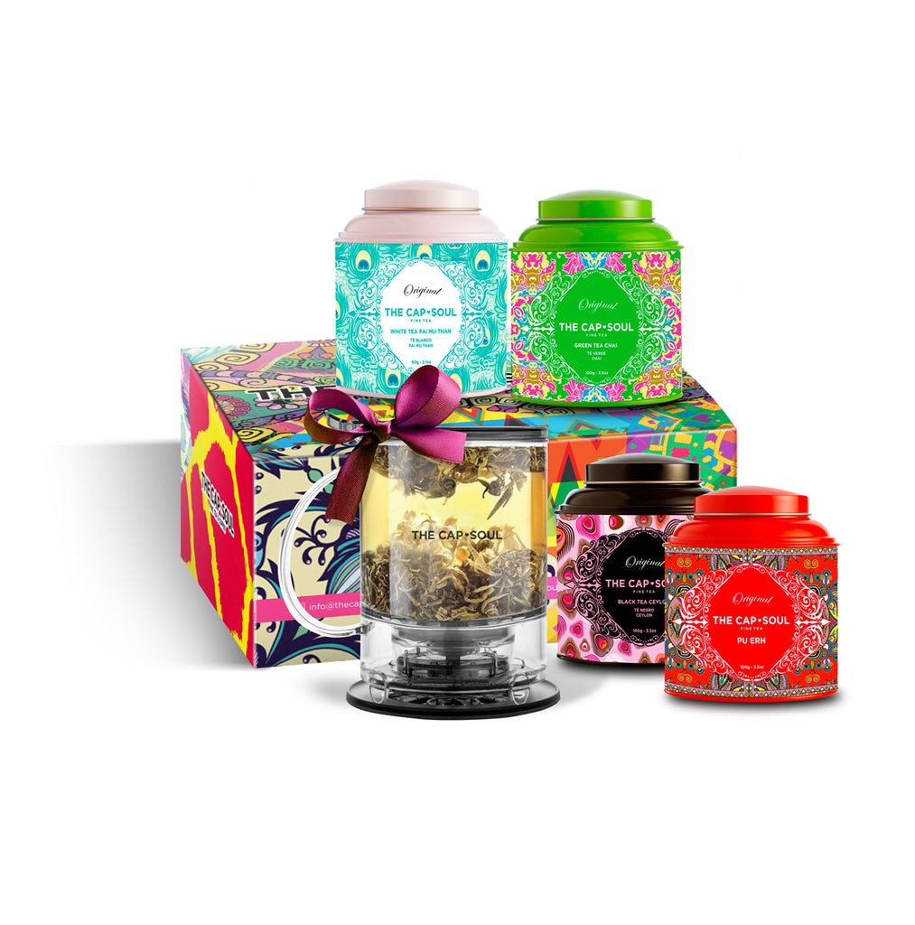 Essential Teas Gift Set