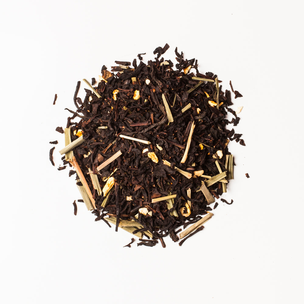 Ginseng Black Tea