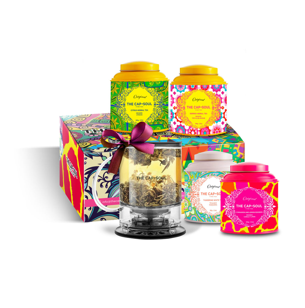Chill-Out Teas Gift Set