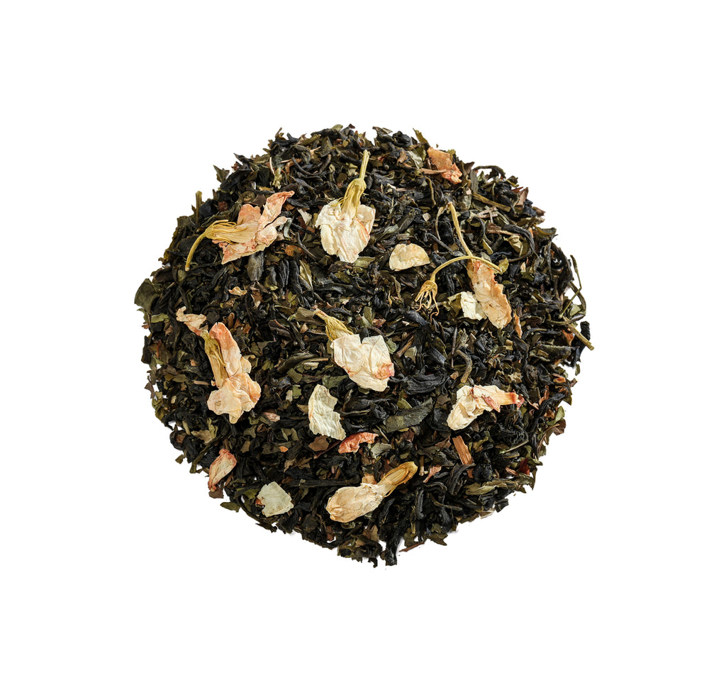 Peppermint Jasmine Green Tea