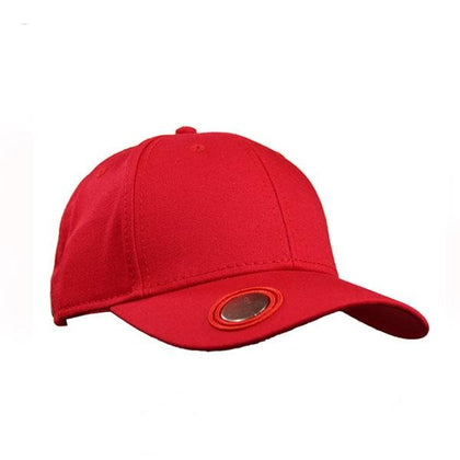Birdie 6 Panel Golf Cap,  - GetCapped - Personalised and custom embroidered caps