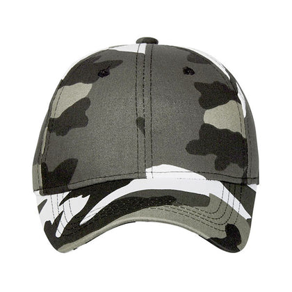 Camo Cap 6 Panel,  - GetCapped - Personalised and custom embroidered caps