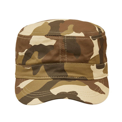 Camo Fidel Cap,  - GetCapped - Personalised and custom embroidered caps
