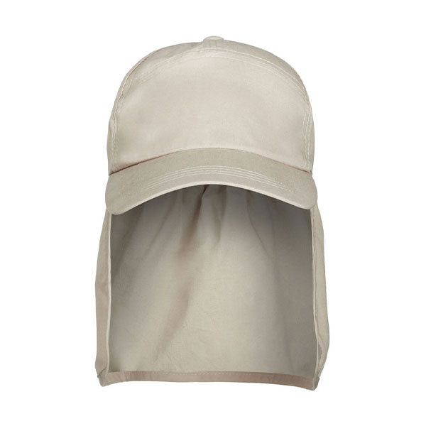 Kids Fisherman Back Flap Cap