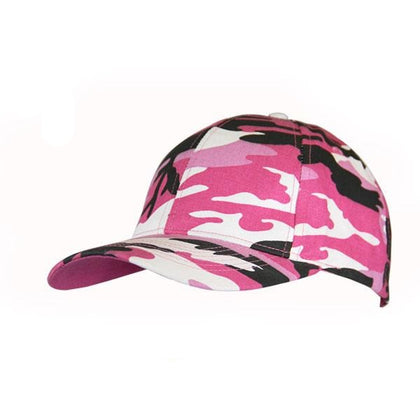 Ladies Camo Cap,  - GetCapped - Personalised and custom embroidered caps