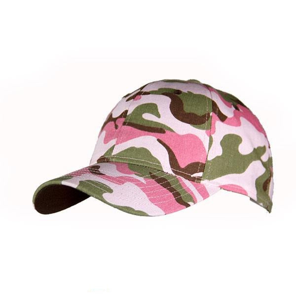 Ladies Camo Cap