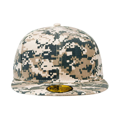 Pixel Camo Snapback Cap,  - GetCapped - Personalised and custom embroidered caps
