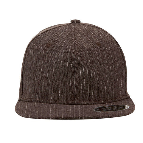 Supaflex Flat Peak Fitted Cap
