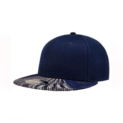 Top Speed Knitted Peak Snap Back Cap,  - GetCapped - Personalised and custom embroidered caps