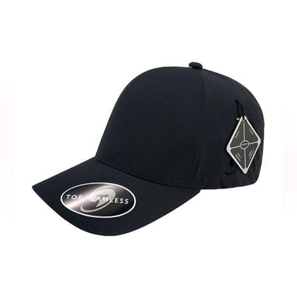 Top Speed Welded Seamless Fitted Golf Cap,  - GetCapped - Personalised and custom embroidered caps