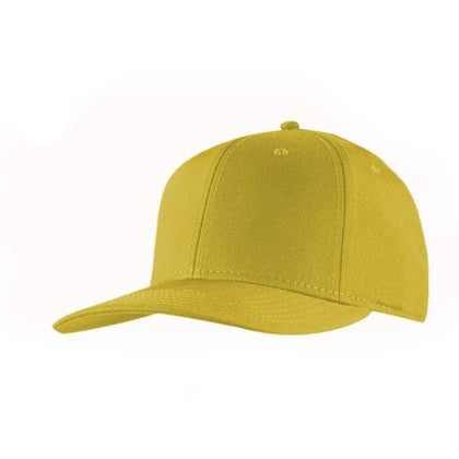 Topfit Contour Peak Snapback Cap,  - GetCapped - Personalised and custom embroidered caps