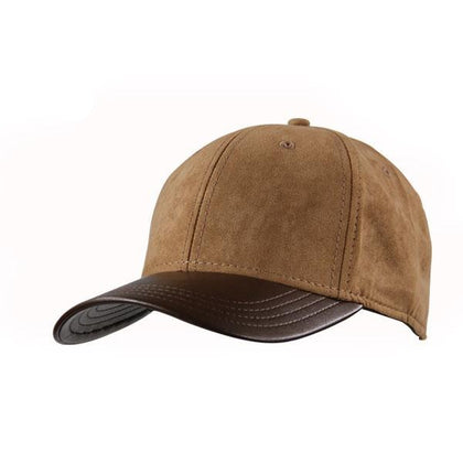 Topfit Executive Suede Cap,  - GetCapped - Personalised and custom embroidered caps
