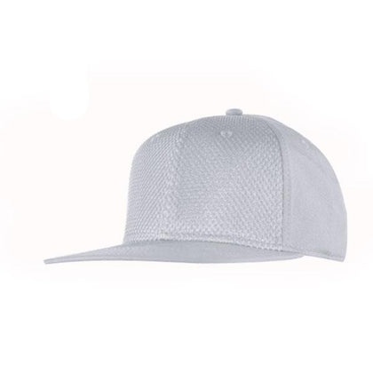 Topfit Mesh Flat Peak Snapback Cap,  - GetCapped - Personalised and custom embroidered caps