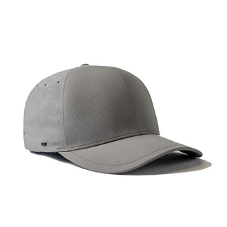 Uflex Bonded 6 Panel Fitted Curved Peak Baseball Cap - GetCapped