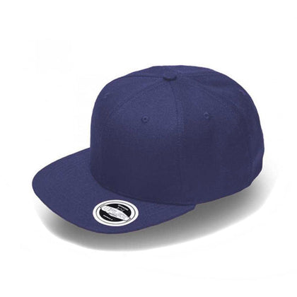 Uflex Kids Snapback Flat Peak Cap,  - GetCapped - Personalised and custom embroidered caps
