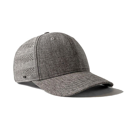Uflex Laser Cut 6 Panel Curved Peak Cap,  - GetCapped - Personalised and custom embroidered caps