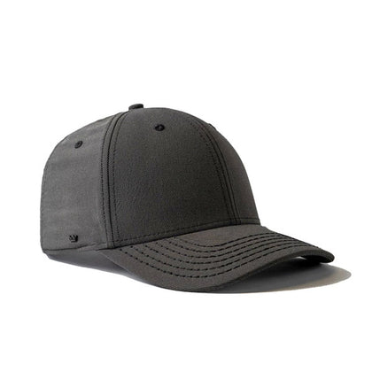 Uflex Spandex Twill 6 Panel Curved Peak Snapback Cap,  - GetCapped - Personalised and custom embroidered caps