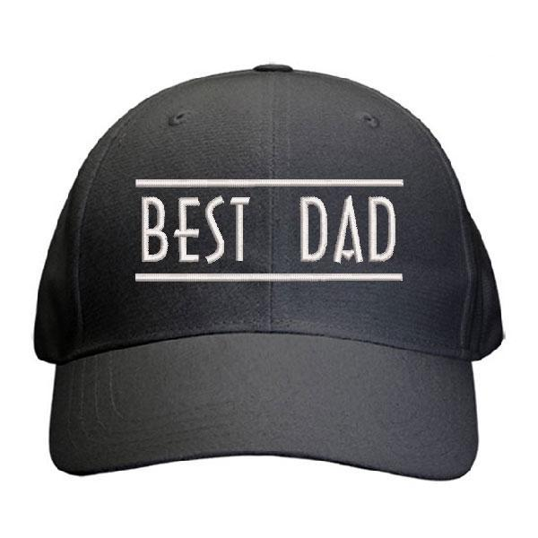 Best Dad Cap