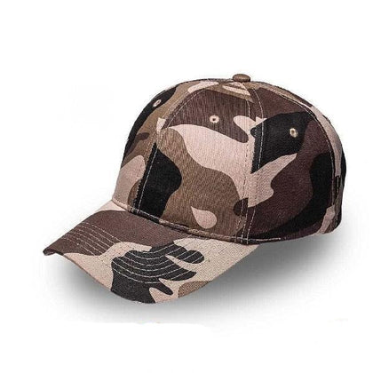 Camo Hunter Cap,  - GetCapped - Personalised and custom embroidered caps
