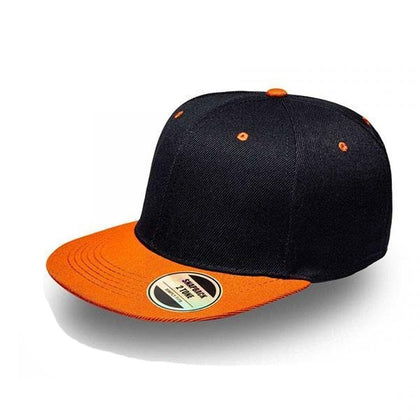 Fashion Snapback Two Tone Cap - GetCapped