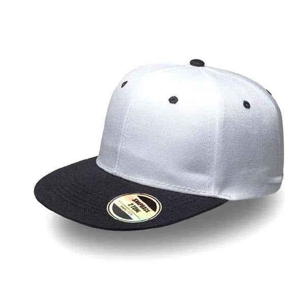 Fashion Snapback Two Tone Cap