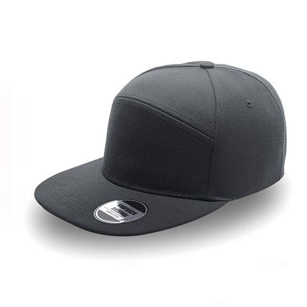 Horizon 5 Panel Flat Peak Cap