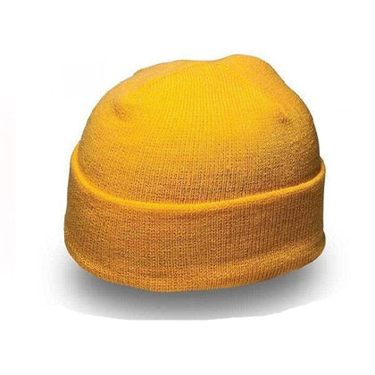 Knitted Beanie,  - GetCapped - Personalised and custom embroidered caps