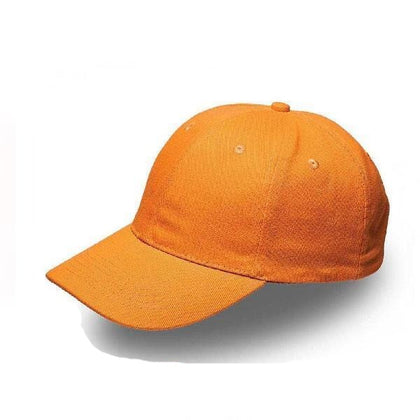 Promo Brushed Cotton 6 Panel Cap,  - GetCapped - Personalised and custom embroidered caps