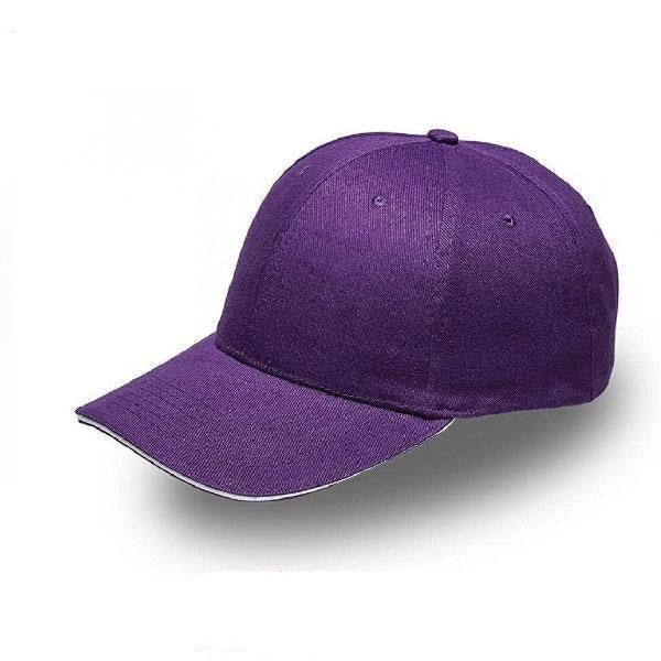 Promo Sandwich Brushed Cotton Cap