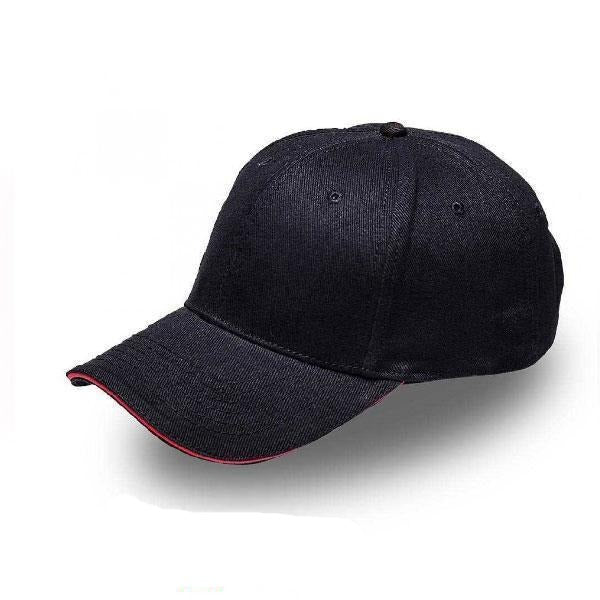 Retail Sandwich Cap Heavy Brushed Cotton
