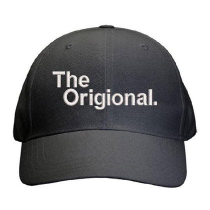 The Original Cap,  - GetCapped - Personalised and custom embroidered caps