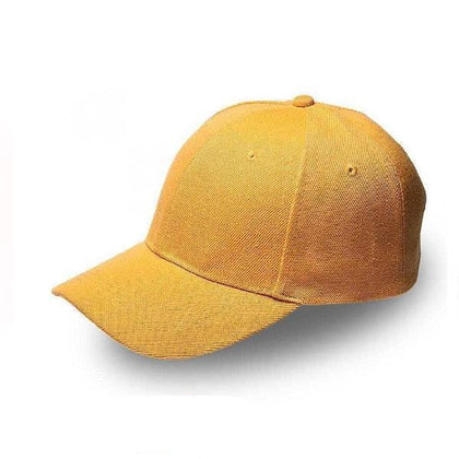 Value Fade Resistant 6 Panel Cap,  - GetCapped - Personalised and custom embroidered caps