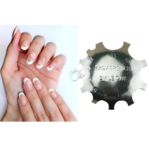 French Manicure Tool