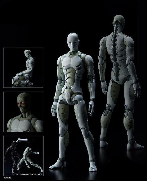 1/6 30CM Japanese Anime Figure Man Body Movable Action Figure Collectible Model Toys