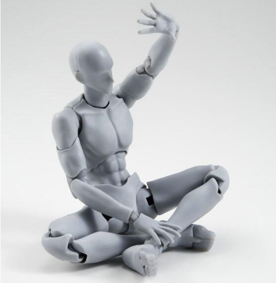 Japanese Anime Action Figure Takarai Rihito - Movable Man/Woman
