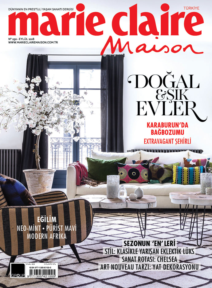 Feature in Marie Claire Maison