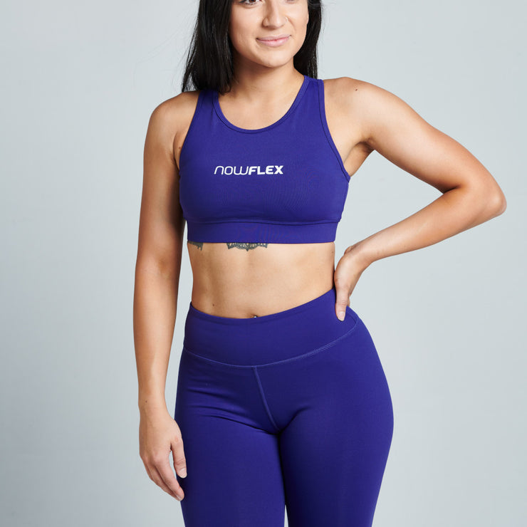 Activate Leggings - Royal Blue - NowFLEX