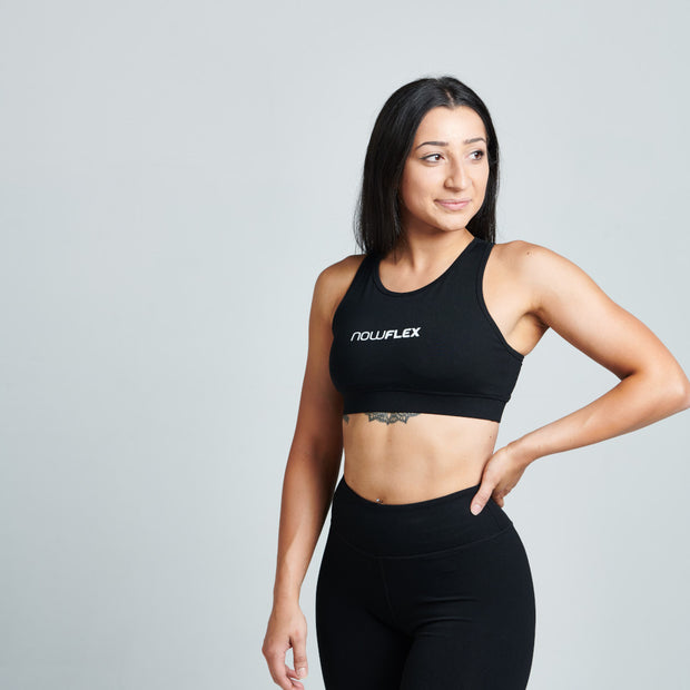 Activate Crop - Black
