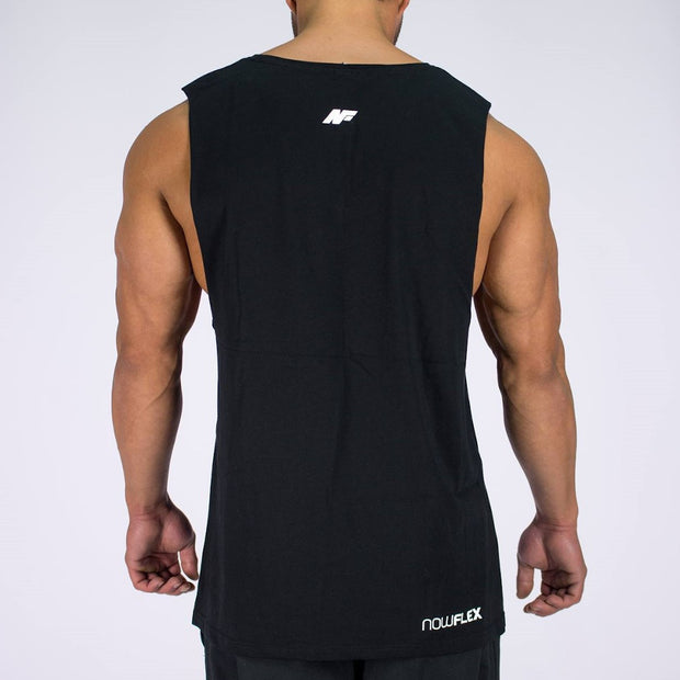 Essential Muscle Tank - Black