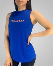 Active Flex Tank - Royal Blue - NowFLEX