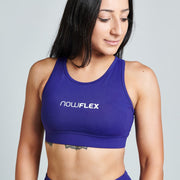 Activate Crop - Royal Blue - NowFLEX
