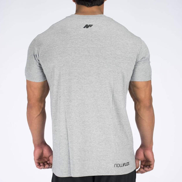 Essential Tee - Grey Marble