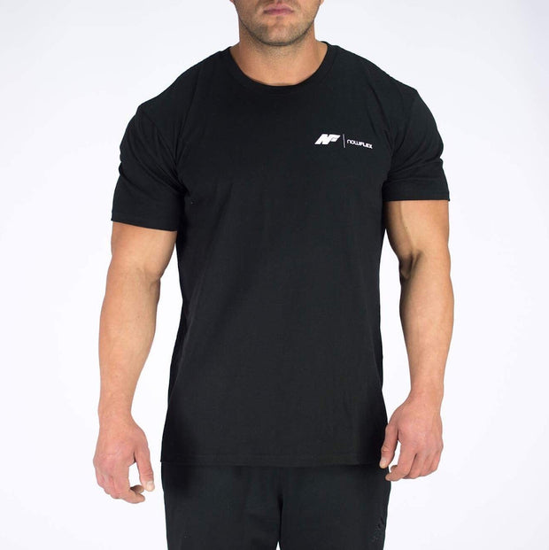 Essential Tee - Black - NowFLEX
