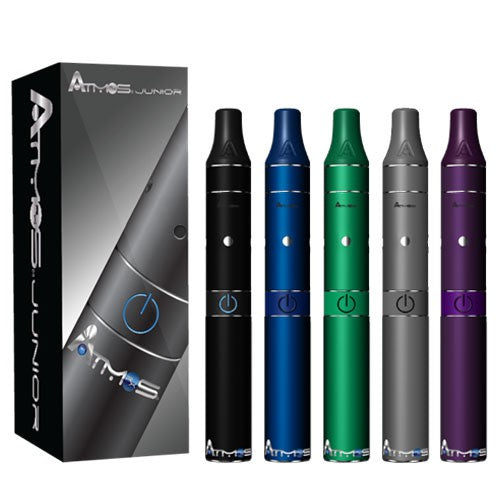 ATMOS JUNIOR VAPORIZER - Vaporization USA