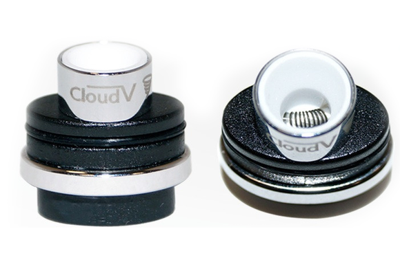CLOUDV TORNADO WAX ATOMIZER - Vaporization USA