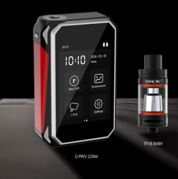 SMOK G-PRIV FULL KIT - Vaporization USA